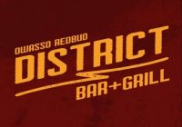 The District Bar and Grill