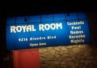 Royal Room - Bellflower