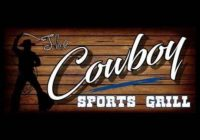 The Cowboy Sports Grill