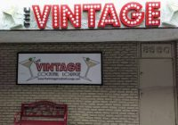 The Vintage Cocktail Lounge