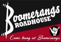 Boomerangs Roadhouse