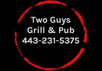 Two Guys Grill & Pub