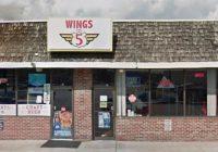 Wings On 5 - Johnston