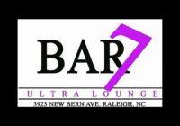 Bar 7 Raleigh