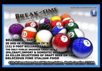 Break Time Billiards & Sports