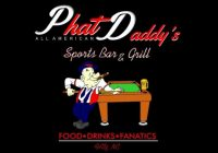 Phat Daddy's Sports Bar & Grill