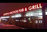 Crown & Anchor Pub & Grill