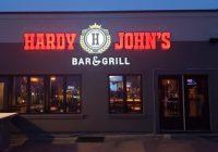 Hardy John's Bar & Grill - Ajax
